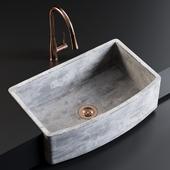 Sink Quartet and Mixer Benmont