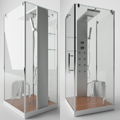 Shower Wasserfalle W-6001-A 100x100