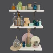 Decorative set_Deniz Model