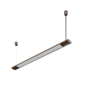 Подвесной светодиодный светильник RIVAL 158 HF