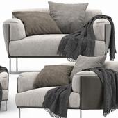 LIVING DIVANI GREENE armchair