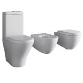 Kerasan - AQUATECH Toilet