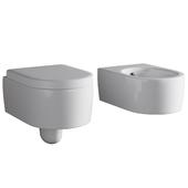 Kerasan - FLO Toilet