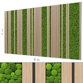 Декоративная стена 224.
