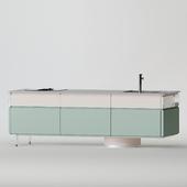 Kitchen + Dresser from Lottocento.