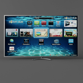 LED Android Smart tv, brand simon