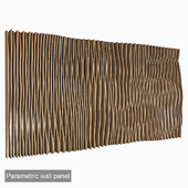 Parametric wall panel 02