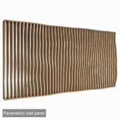 Parametric wall panel 04