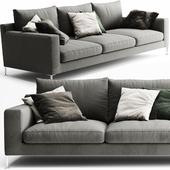 B & B Italia Harry 3 Seater Sofa
