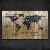 Wood paneling 87