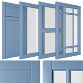 Kitchen facades. Kitchen fronts