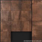 ABK Interno9 Rust 600x600