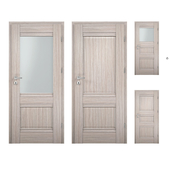 Optim. Interior doors. Linda Series
