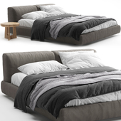 Bed Bolton Poliform