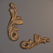 Ornament: Europlast 1.60.010, 1.60.110