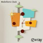 Modotomic clock