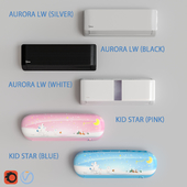 Air Conditioners Midea - Aurora and Kids Star