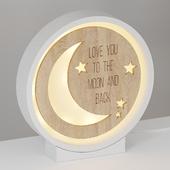 Night light - Moon Lamp