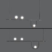 Yanzi pendant light