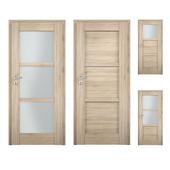 "Optim. Interior doors. Series ""Nordic"""