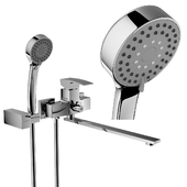 The mixer for bathing Gappo GA2207