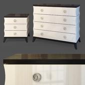 Chest and drawer Evelyn. Divan.ru Dresser nightstand