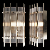 Restoration Hardware SAN MARCO SINGLE SCONCE Nickel