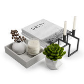 Coffee Table Decor Set 1