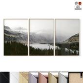 "Poster Set ""Moving Mountains"""
