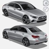 Mercedes-Benz A-klasse IV (W177) sedan