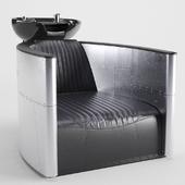 Aviator Vintage Shampoo Chair