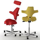 HAG Capisco office chair