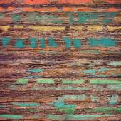 Wood Peeled off paint