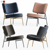 Calligaris Coco Lounge Chair