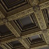 Caisson ceiling Rodin