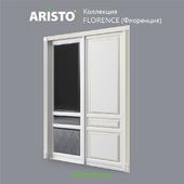 OM Sliding doors ARISTO, FLORENCE, Flor.9, Flor.6