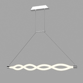 Mantra LINE Chandelier 6612 OHM