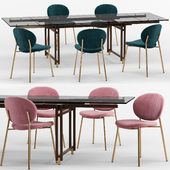 Ines and Berlin - Calligaris