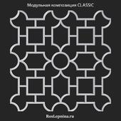 OM Modular composition CLASSIC from RosLepnina