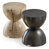 Clessidra Side table