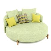 sofa Amalia by Natuzzi