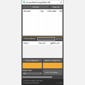 Corona Batch Image Editor GUI