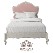(ОМ) Кровать Жозефа Mini Romano Home