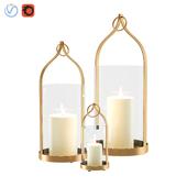 Priya Brass Lanterns