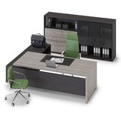 LAS ELITE executive desk