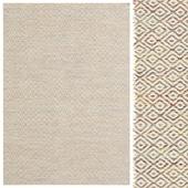 Carpet CarpetVista Kilim Goose Eye - Multi CVD18880