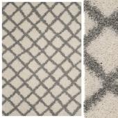 Carpet Safavieh Layla dark gray