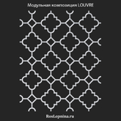 OM LOUVRE modular composition from RosLepnina