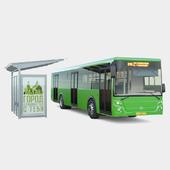 Автобус ЛИАЗ 5292