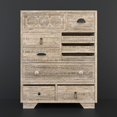 Kare series Puro cabinet